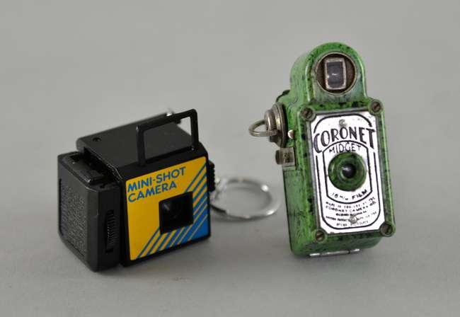 Coronet midget camera