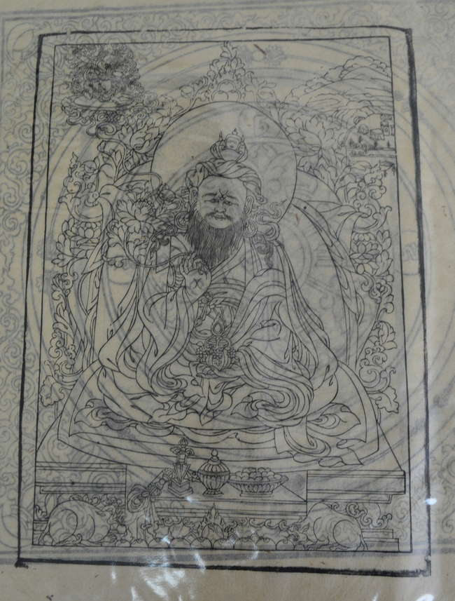 Ewbanks Surrey S Premier Auctioneers Auction 257 Lot 2286 Sort By Page Number Keyword A Collection Of Mongolian Tibetan Buddhist Woodblock Prints Depicting A Dragon Buddha And Other