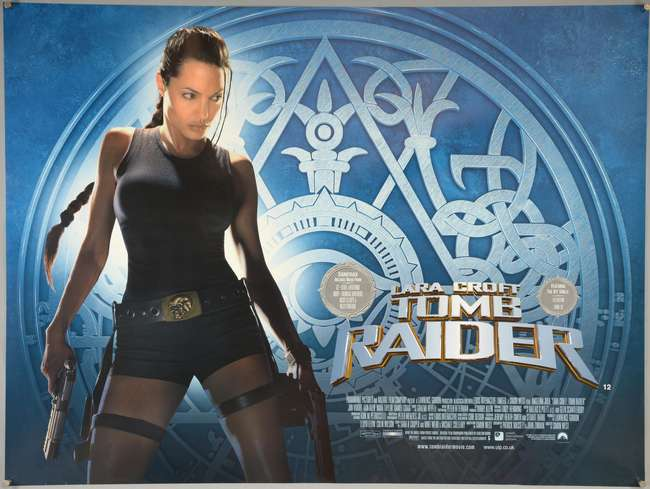 Tomb Raider 2001 Tomb Raider The Cradle Of Life 2003 Two Br