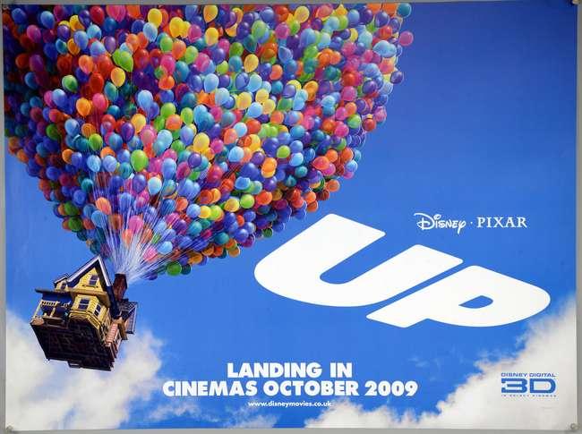 disney pixar up 2009
