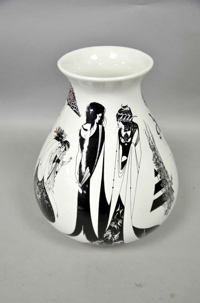 Poole Pottery The Beardsley Collection Lot 337 10 Lno List View