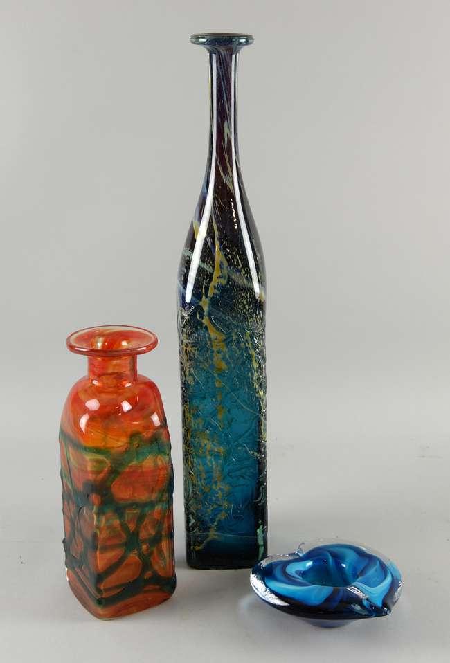 Mdina Glass Bottle Lot 151 100 2