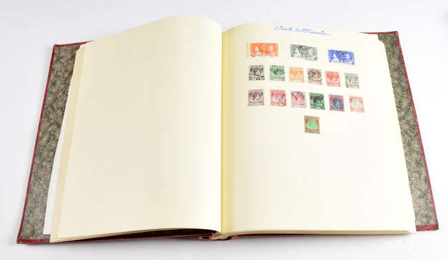 Quantity of General World Stamp Collections in many Albums