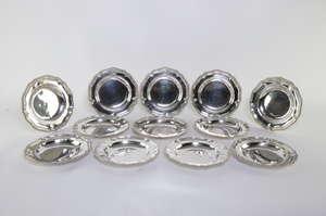 English hallmarked silver