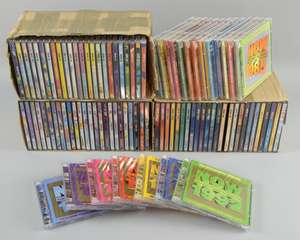 90+ Music CDs - NOW CD's No's 28 to 87. NOW 1983 to 1995