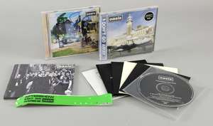 Oasis - 'Be Here Now' CD signed by Noel Gallagher & promo CD, 'Don't Go Away' sealed Japanese CD single, 2x 'Stand By Me' promo CD's one with '(I Got) The Fever B side, 'All Around The World (edit) promo CD, 'Be Here Now (LIVE)' pr
