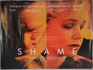 40 British Quad film posters, most 2000's, including Shame, Wuthering Heights, The King's Speech, We Need to Talk About Kevin, Source Code, Of Gods and Men, Looper, Mongol, Love Actually, Cast Away, Hannibal, AI & others, rolled (40)