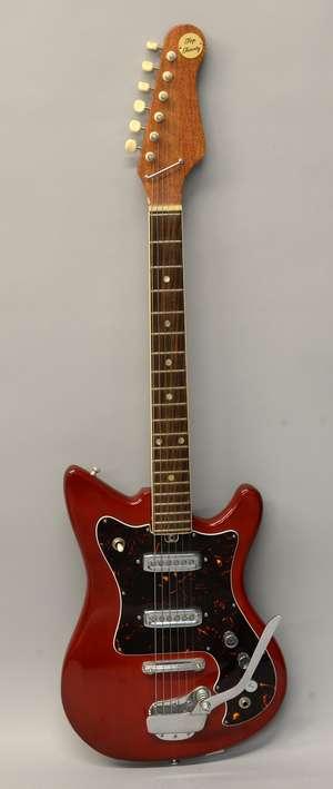 Top Twenty electric guitar, model no 0370, 1970, with hard case