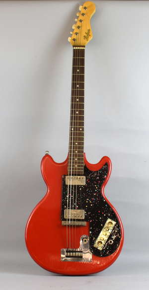 Hofner 3/4 size guitar with case
