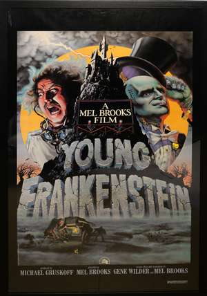 Young Frankenstein (1974) US Special poster