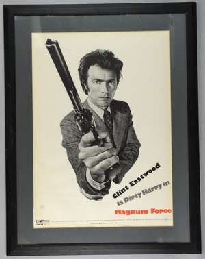 Magnum Force (1973) US Special poster