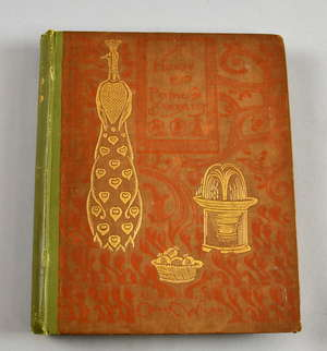 Wilde, Oscar - A House of Pomegranates,: Ill. by C.Ricketts & C.H. Shannon, cl., 1st edition. 1891.