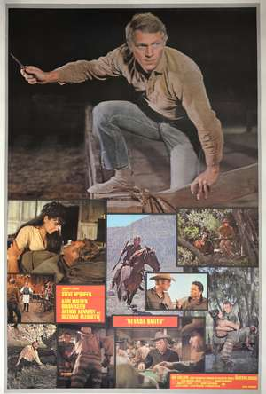 Nevada Smith (1966) US One Sheet film poster