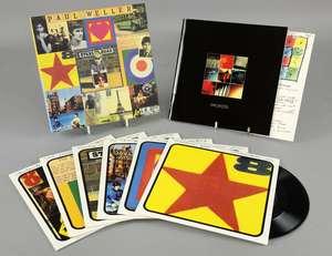 "Paul Weller - Signed Stanley Road 7"" vinyl box set 1995 on Go! Discs."