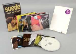 Suede - Saturday Night CD single signed by Brett