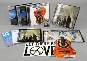 Oasis - Heathen Chemistry sealed CD booklet album