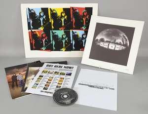 Oasis - Familiar To Millions Liam & Noel screen print No.183/300