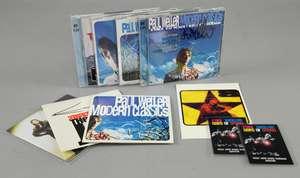 Paul Weller - Signed Modern Classics 2 CD album & 5 track album promo CD