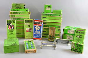 Collection of Subbuteo teams from the 1970's