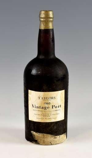 Taylors 1960 Vintage Port