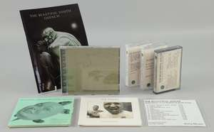 The Beautiful South - 'Quench' CD album signed by Paul Heaton