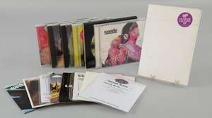 Suede - 'Saturday Night' CD single signed by Brett
