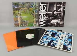 Paul Weller - Mint Vinyl collection of 'Hayward Gallery' Live 24.6.97