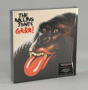 The Rolling Stones Grrr! - Greatest Hits limited edition No.09702, LP boxset 1962-2012