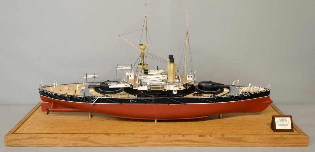 Model Boat Auction