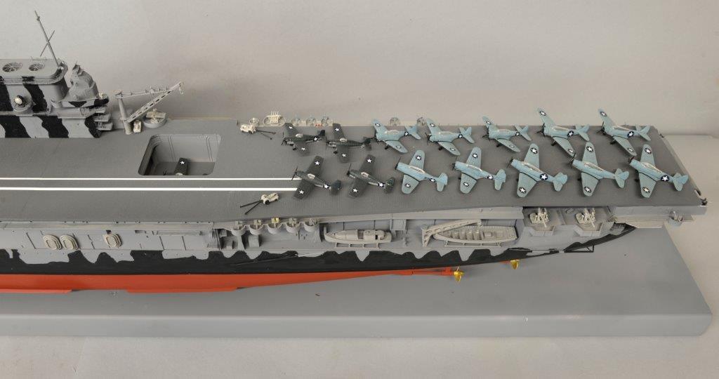 Warship auction