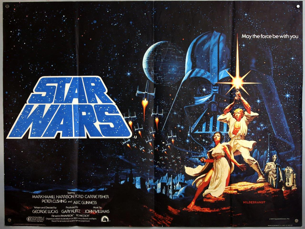 Rare Star Wars Posters On Sale At Ewbank's | News Blog