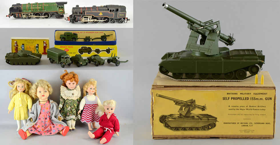 Toys & Collectables Auction