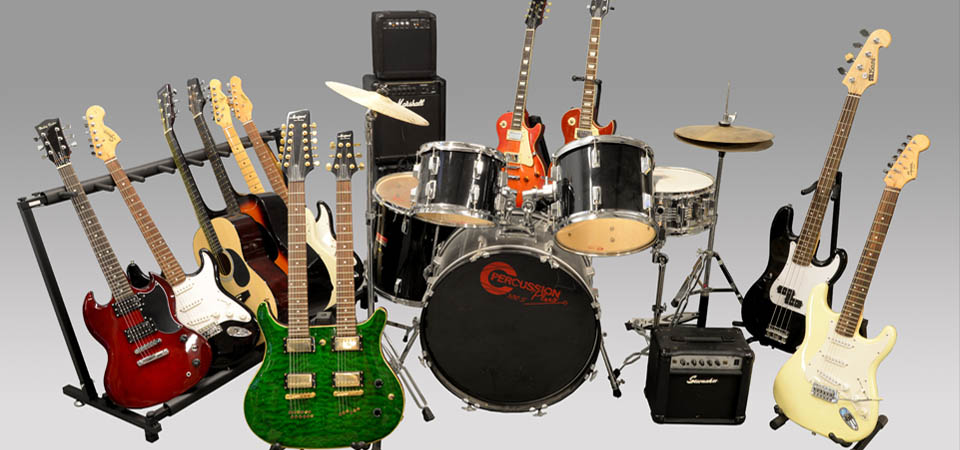 Guitars & Musical Instruments Unreserved Auction