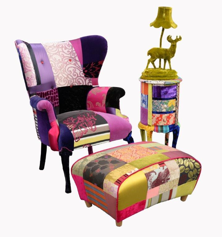 There 39 s funky furniture and affordable art on offer in for Funky furniture