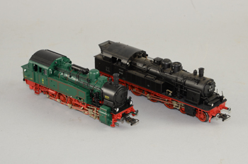 Toys and Model Trains