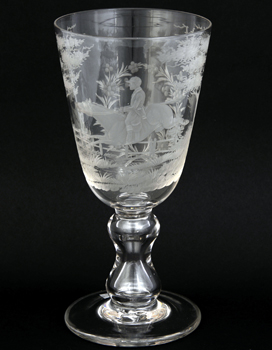 The Howard Manuel Collection of Antique English & Irish Glass